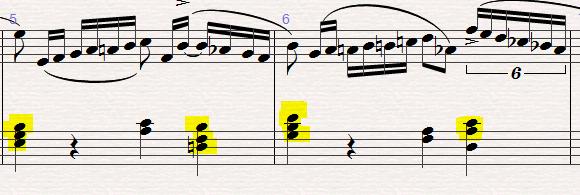 This is probably my most ambitious transcription project (Mirai Nikki OP Kuusou Mesorogiwi) (3/6)