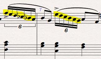 This is probably my most ambitious transcription project (Mirai Nikki OP Kuusou Mesorogiwi) (6/6)