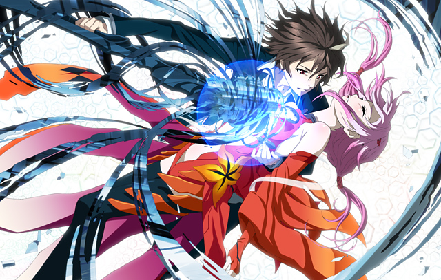 I decided to ragequit but then I realized I've done this before (Guilty Crown Insert song - Euterpe) (1/4)