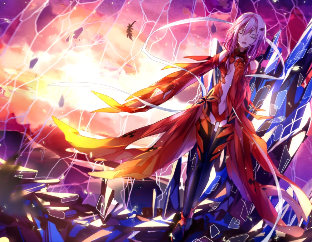 Totally unexpected surprise update (Bios - Guilty Crown Soundtrack)