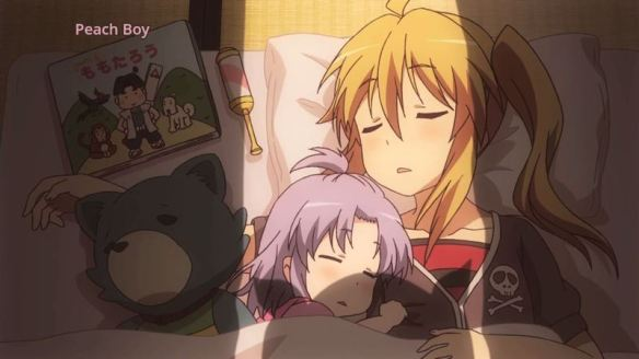 one of the most heartwarming moments in non non Biyori