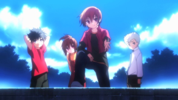 """The Little busters... will never die"""